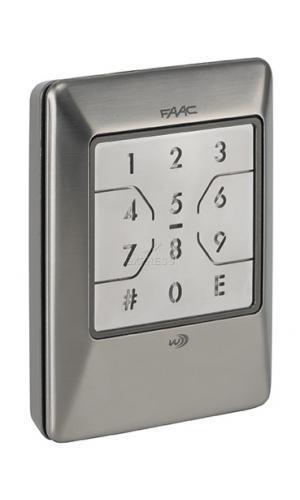 Remote FAAC XK P W 868