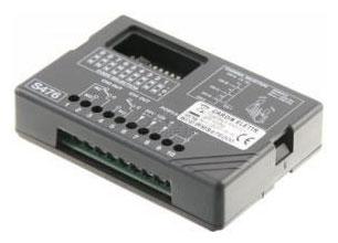 Scheda ricevente CARDIN MINI S476 2 F 433MHZ
