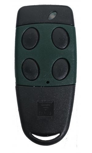 Remote CARDIN S449-QZ4-GREEN