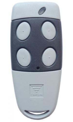 Remote CARDIN S486-QZ400