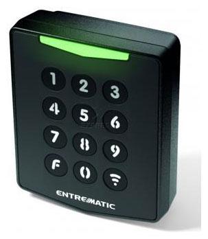 Remote ENTREMATIC AXK4
