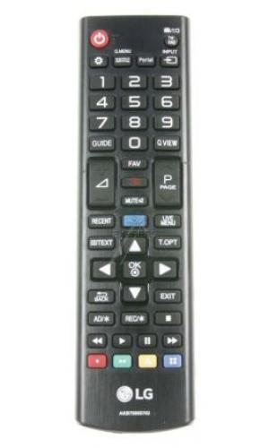 Télécommande LG AKB75055702