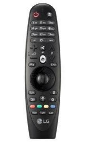 Télécommande LG AKB75075301