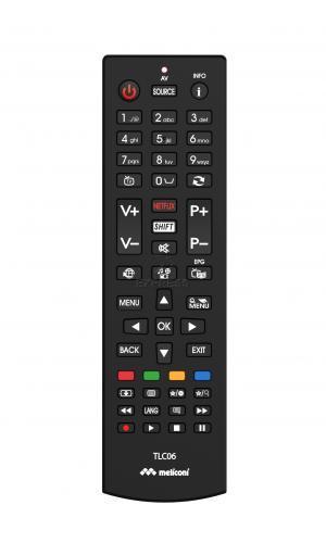 Télécommande MELICONI Multi-marques (AYA, TUCSON, etc...)