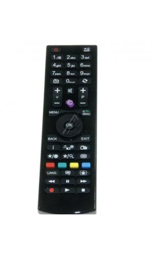 Telecommande VESTEL 30085964 RC4870RC 4870 BLACK NOBRAND ROH