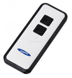 Telecommande NOVOFERM Novoline 522 a 2 boutons