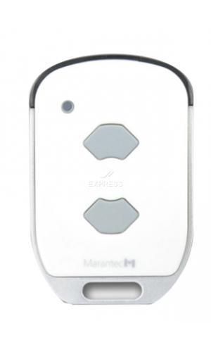 Telecommande MARANTEC D572-868 a 2 boutons