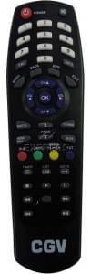 CGV HDW-3  10033 Fernbedienung