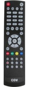 Fernbedienung CGV PREMIO SAT HD-W