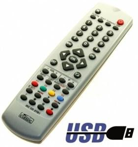 CLASSIC IRC83398-OD Fernbedienung
