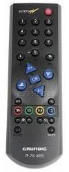 Fernbedienung GRUNDIG TP715-296420621600