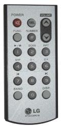 Handsender LG 6710CCAR01B