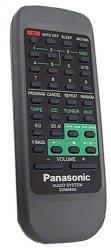 Fernbedienung PANASONIC EUR648202