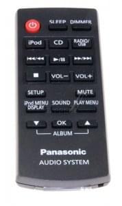 Handsender PANASONIC N2QAYC000059
