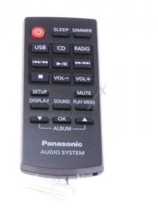 Fernbedienung PANASONIC N2QAYC000080