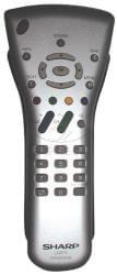 Handsender SHARP RRMCG1656CESA