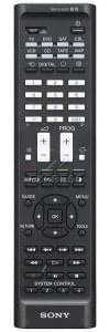 Handsender SONY RM-VL610T