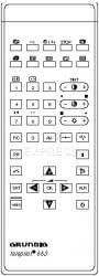 Handsender TELEXP 663-TP663