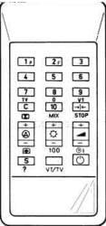 Handsender THOMSON RCT4503S-925TN0370