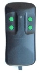 Handsender ALLMATIC AKMY4 26.995 MHZ