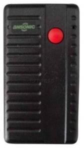 Handsender ANSONIC SF 433-1 GRUPPE C 433.92MHZ