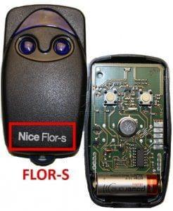 Handsender NICE FLO2R (ROLLING CODE)