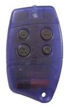 Handsender  SOMFY 433 FUN BLUE