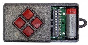 Sender DICKERT S10-868-A4L00 mit 4 tasten
