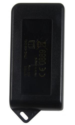 Sender FAAC TM433DS-2 mit 2 tasten