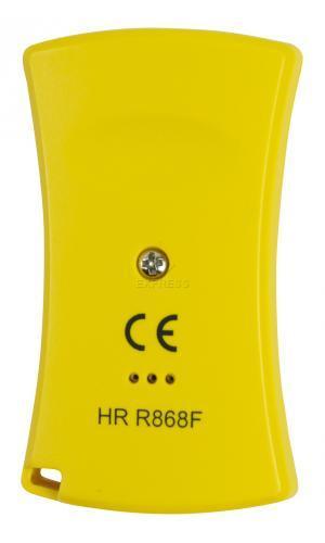 Sender HR R868F4 mit 4 tasten