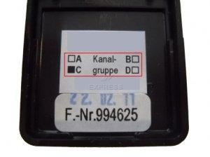 ANSONIC SF 433-2 MINI 434.075 MHZ GRUPPE C