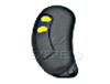 Handsender für Garagentore  AABIS SATELLITE 433 TX2