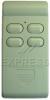 Handsender für Garagentore  DELTRON S525-4 27.015 MHZ