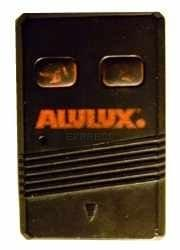 Remote ALULUX 40MHZ BLACK