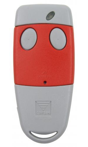 Remote CARDIN S486-QZ2P0