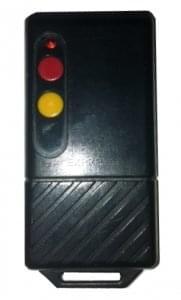 Remote control  DUCATI TX2 RED-YELLOW