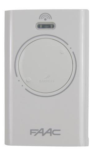 Remote FAAC XT2 433 SLH