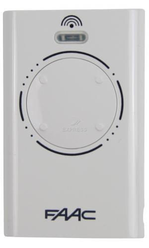 Remote FAAC XT4 868 SLH