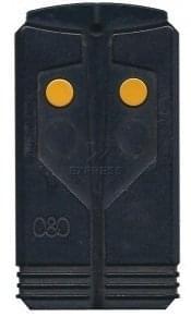 Remote control  O-O TX2F