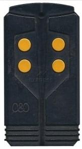 Remote control  O-O TX4F