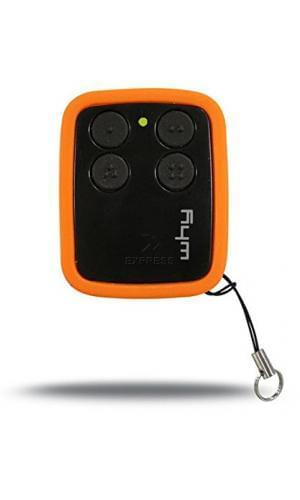 Remote SICE WHY EVO BLACK ORANGE