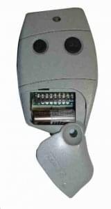 Remote SOMFY 433MHZ - 2K SWITCHS