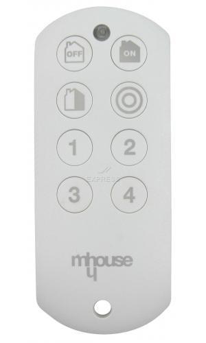 Remote MHOUSE MATX4