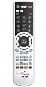 Remote JOLLY FAMILY SONY