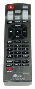 Remote LG AKB73575431