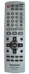 Remote PANASONIC EUR7631010