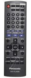 Remote PANASONIC EUR7631260