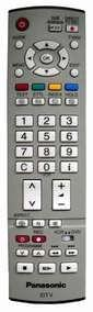Remote PANASONIC EUR7651080