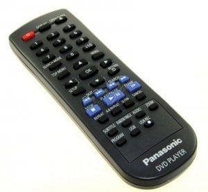Remote PANASONIC N2QAYA000015