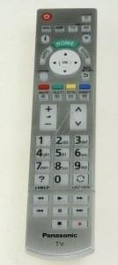 Remote PANASONIC N2QAYB000842